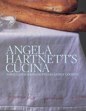Angela Hartnett - Angela Hartnett's Cucina (Hardback) 9780091910273
