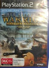Playstation 2 PS2 Full Spectrum Warrior: Ten Hammers Game