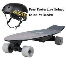 Vokul V1 Electric Skateboard Cruiser Wireless Remote Control Max Load 200 Lbs