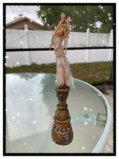 OOAK Genie Fairy Faerie Fae WITW Whispers in the Woods Deborah McCain