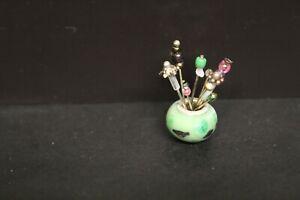 DOLLS HOUSE (  Hat  Pin Vase