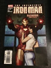 "Iron Man#5 Incredible Condition 9.4(2006)""Extremis""Granov Art"