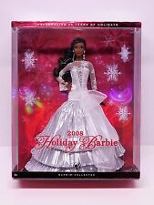 2008 HOLIDAY (AA) BARBIE AND THE CHRISTMAS CAROL 20 Year Celebration_L9644_NRFB