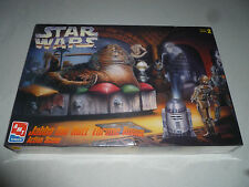 NEW IN BOX SEALED STAR WARS JABBA THE HUT THRONE ROOM MODEL SET AMT ERTL 1996 >>