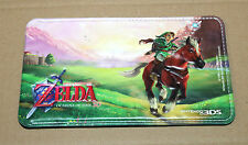The Legend of Zelda Ocarina of Time 3D rare Promo Nintendo 3DS Sleeve Case 2011