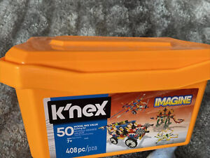 "K""Nex Imagine 7yrs + Construction Set  For Boys"