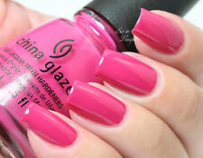NEW! China Glaze Nail Polish Lacquer in MAKE AN ENTRANCE  #195