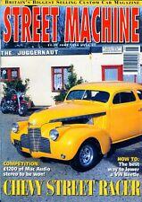 STREET MACHINE JUNE 1994-40 CHEVY-MODEL T-CHOPPED MINI-VW BEETLE-HOT ROD V8 MAG