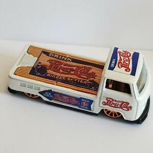 Hot Wheels  vintage PEPSI Cola VOLKSWAGEN T2  pickup truck custom
