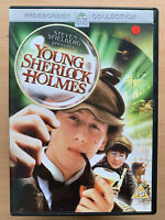 YOUNG SHERLOCK HOLMES ~ 1985 Cult Classic Family Film UK 1st Release DVD