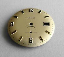 Piece Watchmaking Watch Dial Curved Grey Diameter 1 5/32in Cal. VC.233