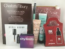 Cosmetic Makeup Lot Star Constellation Crystal Ipsy Bag Face Yensa IBY Ink 8pc