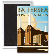Battersea Power Station fridge magnet   (se)