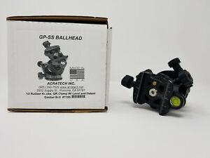 Acratech GP-SS Ballhead Camera Photography
