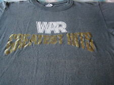 WAR VINTAGE ORIGINAL 70S TEE SHIRT ROCK N ROLL CISCO KID LOWRIDER SMALL