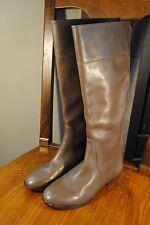 New J Crew Booker Boots Boot Women's 6.5 Retail $298 Gray Classic! 49121