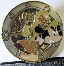 Disney DLR Sci Fi Academy Mechanical Kingdom Map Mickey Mouse Artist Proof Pin