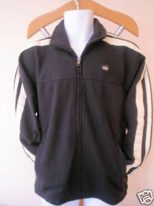 MENS NIKE ZIP UP THICK JACKET SIZE  36-38 SMALL