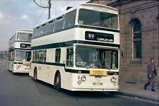 779 WWJ 779M Sheffield Transport 6x4 Quality Bus Photo