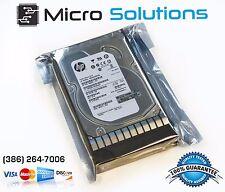 HP MSA2 3TB 6G 7.2K K 3.5 DP SAS 656102-001 QK703A 658430-001 disco rigido