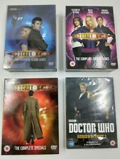 More details for doctor who dvd boxset job lot - 4 box sets - season two / four / nine / specials