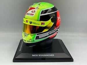 Schuberth 1:4 Mick Schumacher Helmet F2 World Champion 2020