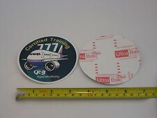 FlightSafety Boeing B-777, B777 Airlines aviation aircraft sticker NEW