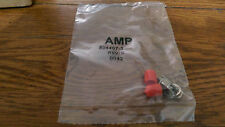 BOX (100)-AMP/TE CONNECTIVITY Fiber Optic Connectors Coupling Recept., 504407-3