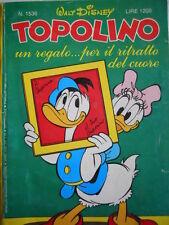 Topolino n°1536 [G.276] - BUONO –