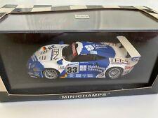Minichamps 1/43 Porsche 911 GT1 24H Mans 199è Schubel N°33