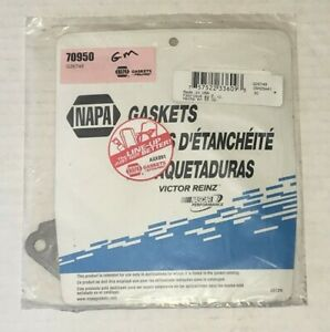 EGR Valve Gasket Victor PN G26748 FITS CADILLAC CHECKER CHEVY NEW OLD STOCK