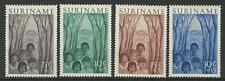 SURINAME1954 WELFARE FUND SET MINT