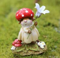 Wee Forest Folk M-686 - Ruby Red Cap