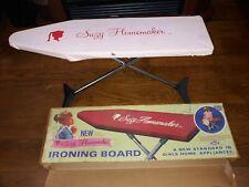 Vintage Suzy Homemaker ironing board with Original box