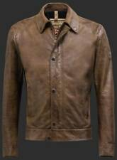 Matchless Brown Captain Leather Jacket L & XL RRP1135 GBP New