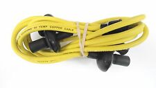 VW Beetle Spark Plug Wires Yellow Silicon EMPI 9400 for Air-Cooled Type 1