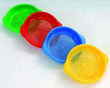 Plasto Sieve Set (4) 5138EDU - Made in Finland