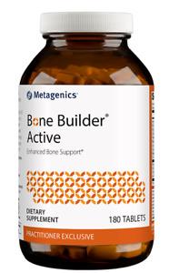 Bone Builder Active Metagenics 180 Tablets Bone Support