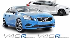 Volvo V40 R Design side door / panel decals stickers graphic any colours V 40