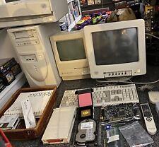 More details for vintage pc computer job lot bundle - apple - ibm - 80s / 90s - read description