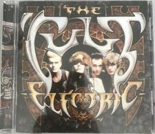 The Cult – Electric CD. Remastered.
