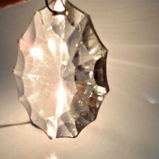 Lampenbehang Murano Glas 65 mm Kronleuchter Lüster Pampille Handschliff Facette