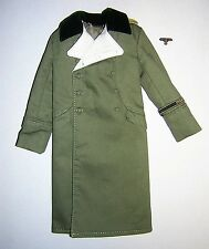 DID 3R 1/6th Scale WW2 German Officer's Greatcoat - Sepp Dietrich