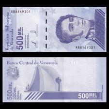 Venezuela 500000 500,000 Bolivares, 2020, P-New, Banknote, UNC