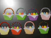 EASTER CARD MAKING EMBELLISHMENTS. RABBITS, CHICKS, EGGS etc GREAT CHOICE!!