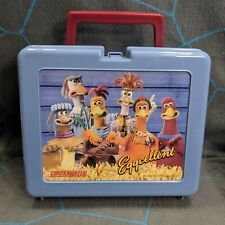 Chicken Run Lunchbox And Thermos Set