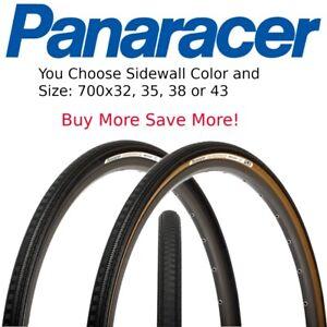 Panaracer GravelKing SS+ Plus ProtiteGuard 700x 32 35 38 43 TLC Gravel Bike Tire