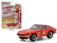 "1971 Datsun 240Z Shell Oil ""Running on Empty"" Series 4 1/64 Diecast Model Car by"