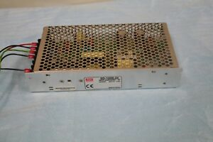Mean Well MW SD-100B-24 Power Supply Input: DC24V(19-36) 6A, output: 24VDC/4.2A