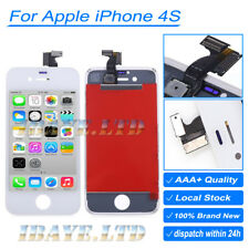 For Apple iPhone 4S LCD Display Digitizer Touch Screen Replacement White